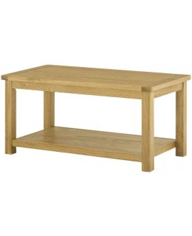 Classic Furniture Portland Coffee Table-oak