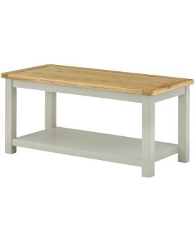 Classic Furniture Portland Coffee Table-stone