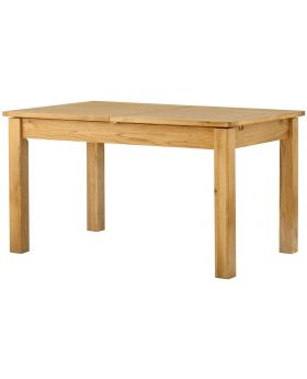 Classic Furniture Portland Extending Dining Table-oak