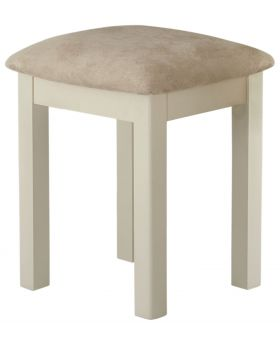 Classic Furniture Portland Stool-cream