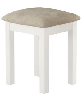 Classic Furniture Portland Stool-white