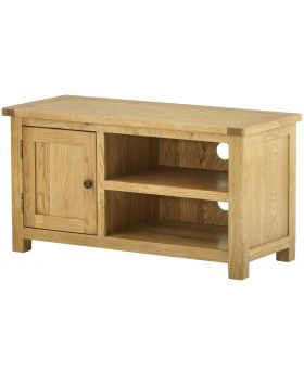 Classic Furniture Portland TV Cabinet-oak