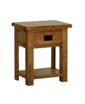 Devonshire Rustic Oak Night Stand