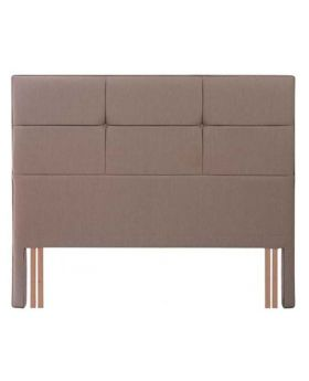 Relyon Contemporary Slim Extra Full Height Headboard