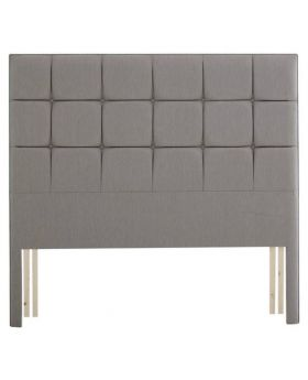 Relyon Deep Buttoned Slim Extra Full Height Headboard