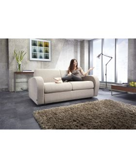 JayBe Sofabed Retro 2 Seater with Deep Sprung Mattress