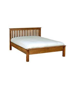 Devonshire Rustic Oak 5' L.F.E Bed