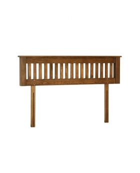 Devonshire Rustic Oak 5' Headboard
