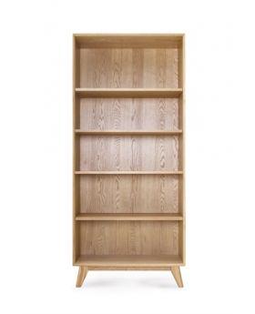 Unique Rho Tall Bookcase