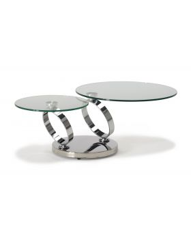 Kesterport Rings Motion Coffee Table