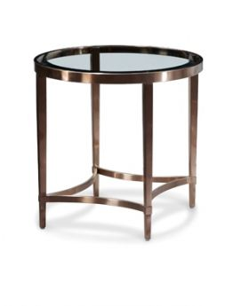 Value Mark Ritz Circular End Table