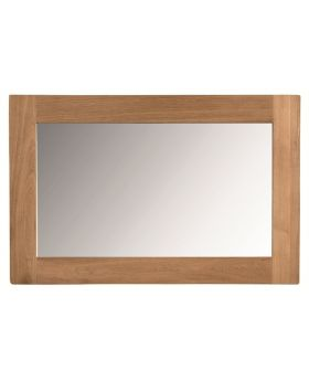 Unique Royal Oak Wall Mirror