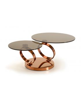 Kesterport Rose Rings Motion Coffee Table