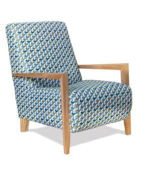 Savannah Accent Chair BALI in XE Fabric