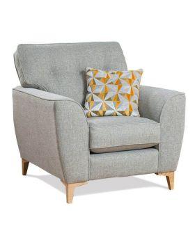Savannah Chair in XE Fabric