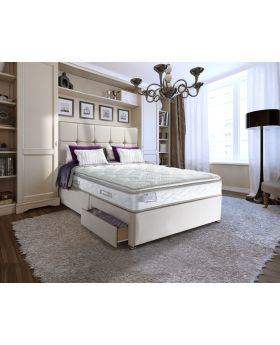 Sealy Dreamworld Latex Celebration Divan Bed Set