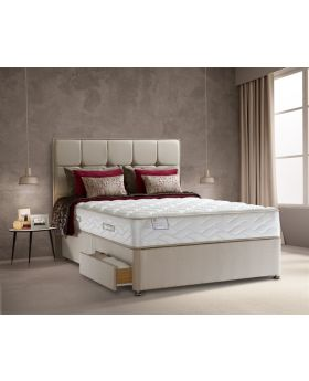 Sealy Dreamworld Geltex Celebration Divan Bed Set