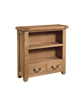 Devonshire Somerset Oak Bookcase 900 X 900
