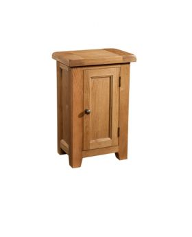 Devonshire Somerset Oak 1 Door Cabinet