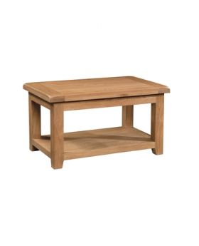 Devonshire Somerset Oak Standard Coffee Table