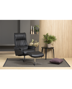 IMG Space 24 Recliner Chair & Stool