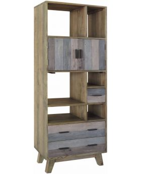 Classic Furniture Hierloom Reclaimed Display Unit