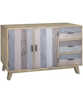 Classic Furniture Hierloom Reclaimed Large Sideboard