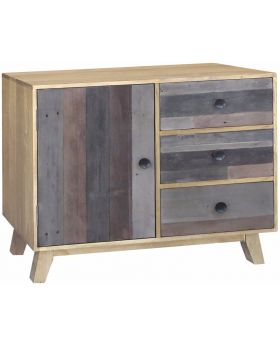 Classic Furniture Heirloom Reclaimed Small Sideboard
