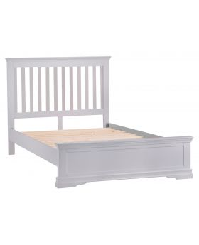 Kettle SW Bedroom Grey Double Bed Frame