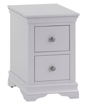 Kettle SW Bedroom Grey Bedside Cabinet