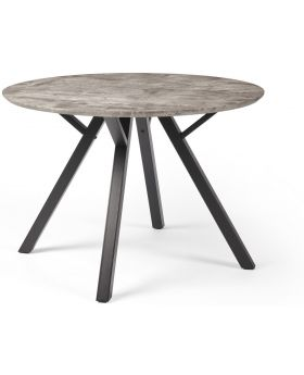 Classic Tetro Round Dining Table