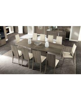 ALF Tivoli Large Extending Dining Table 196/250