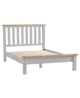 Kettle TT Bedroom Grey Double Bed Frame