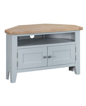 Kettle TT Dining Grey Corner TV Unit