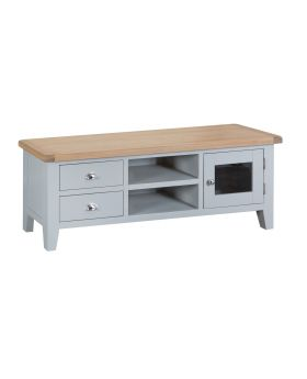 Kettle TT Dining Grey Large TV Unit
