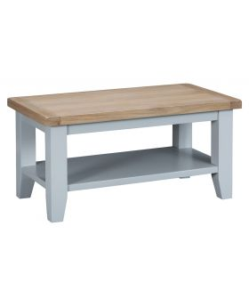 Kettle TT Dining Grey Small Coffee Table