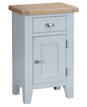 Kettle TT Dining Grey Small Cupboard