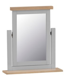 Kettle TT Bedroom Grey Trinket Mirror