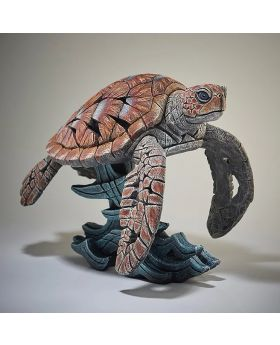 Edge Sculpture Sea Turtle