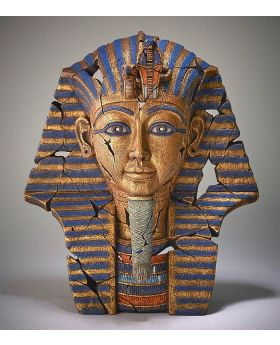 Edge Sculpture Tutankhamun Bust
