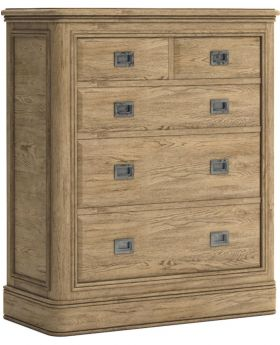 Classic Versailles 3 Plus 2 Drawer Chest