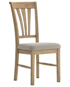 Classic Versailles Dining Chair - Almond
