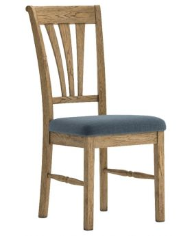 Classic Versailles Dining Chair - Slate