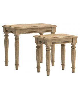 Classic Versailles Nest of Tables