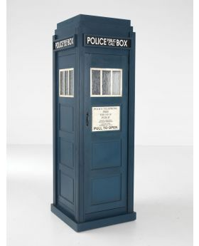 Ancient Mariner Vintage Police Box