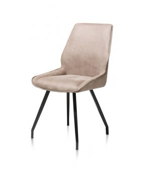 Habufa Scott Dining Chair - Taupe