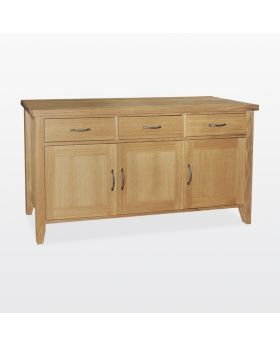 TCH Windsor Dining Sideboard 3 Door 3 Drawers