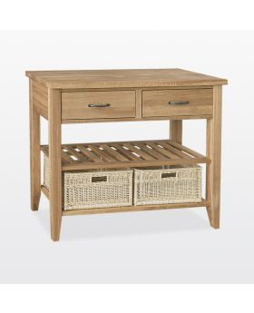 TCH Windsor Dining Double Basket Table