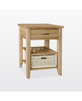 TCH Windsor Dining Single Basket Table