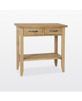 TCH Windsor Dining Console Table 2 Drawers with Shelf